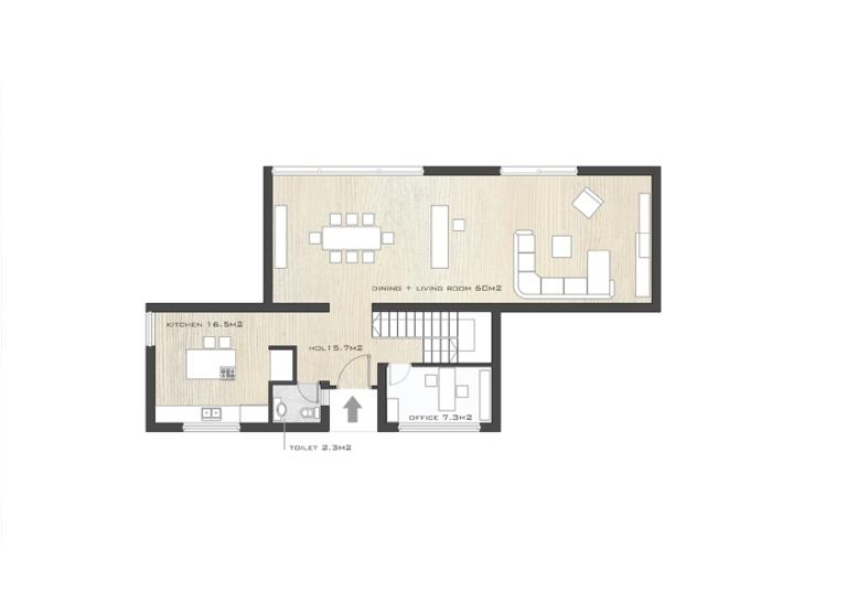 CA HOUSE level 0