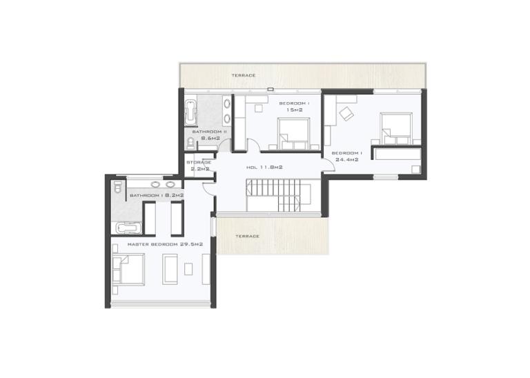 CA HOUSE level 1