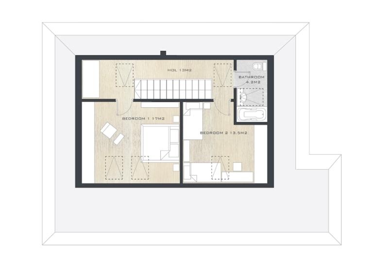 JK HOUSE- 1st floor