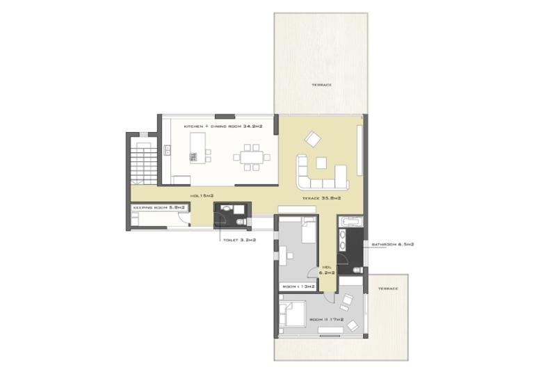 SK HOUSE level 1