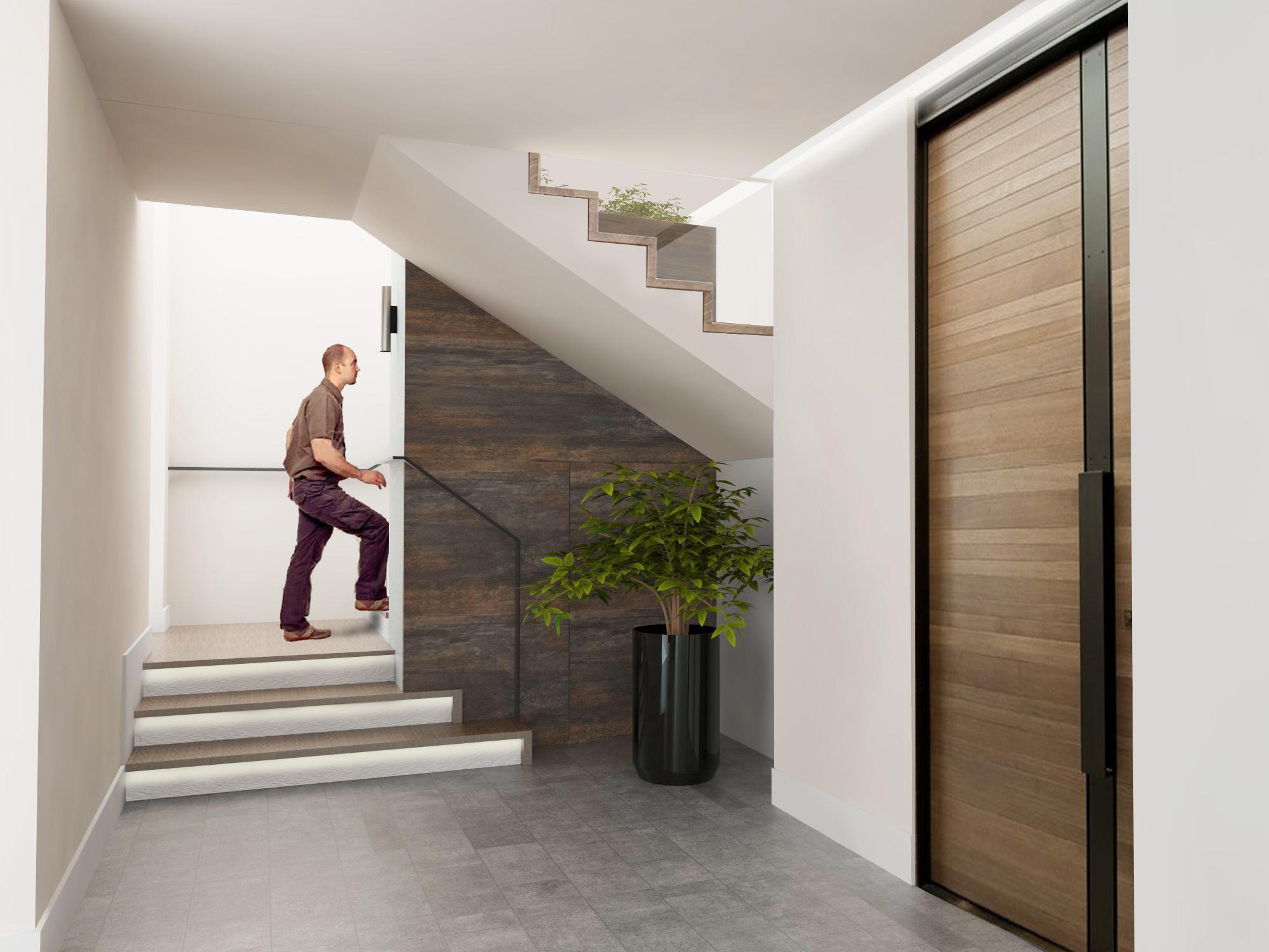 Apartment building lobby nemanjatopic - How to design an apartment ...