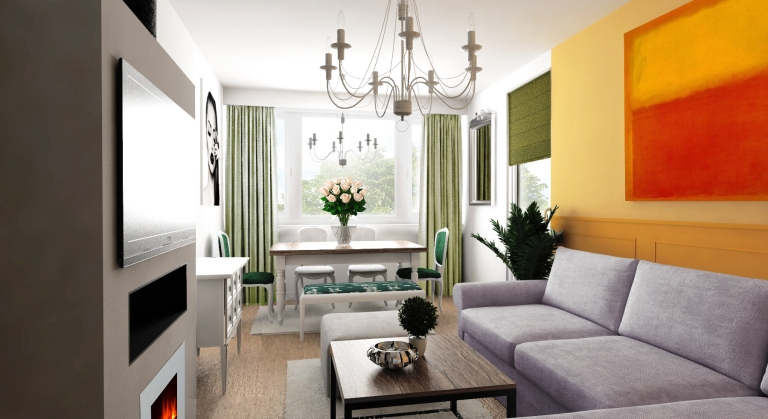 01 BELGRADE living room