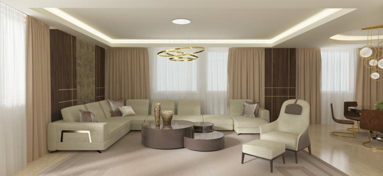 Vienna main living room